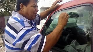 Como limpiar los cristales de un carro