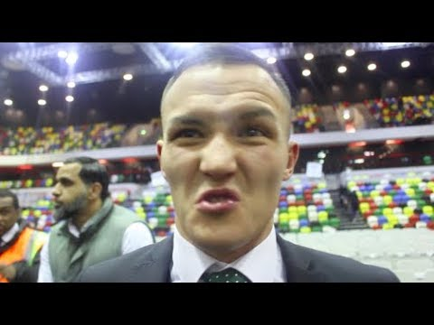 JOSH WARRINGTON IS LEFT UNIMPRESSED BY LEE SELBY'S PERFORMANCE AND REACTS TO DEGALE LOSING TITLE