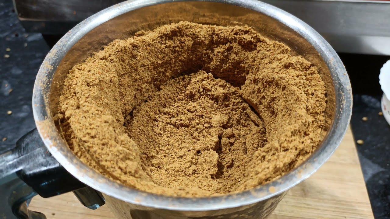 चाट मसाला रेसिपी घर पर बनाये घर के मसालों से   Chaat Masala Recipe How to make Chaat Masala-चाटमसाला