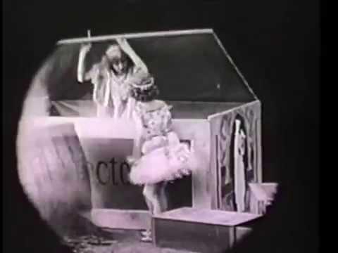 Princess Nicotine or the Smoke Fairy J Stuart Blackton 1909 silent film Vitagraph