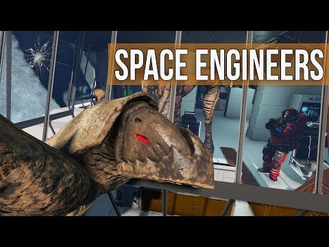 Space Engineers - Defend the Ship! (Exploration Mod/ Survival Coop) Ep 16
