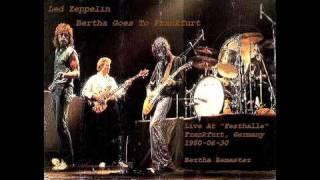 Led Zeppelin, 2 Nobody's Fault but Mine, 1980-06-30, Frankfurt