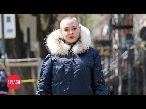 Rose McGowan Has to Sell Her House to Pay Legal Bills | Daily Celebrity News | Splash TV