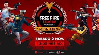 FREE FIRE LEAGUE -FINAL - NA