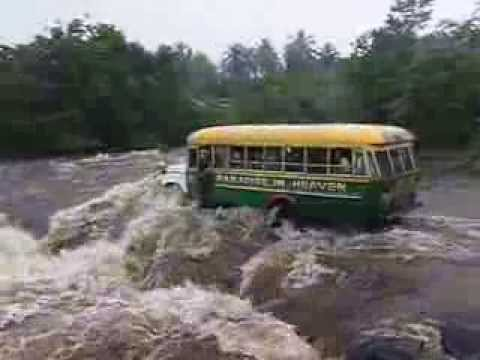 Ultima HORA Trágico acidente de ônibus Bus accident Lano, Savai