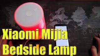 Xiaomi Mijia Bedside Lamp (обновленная версия)