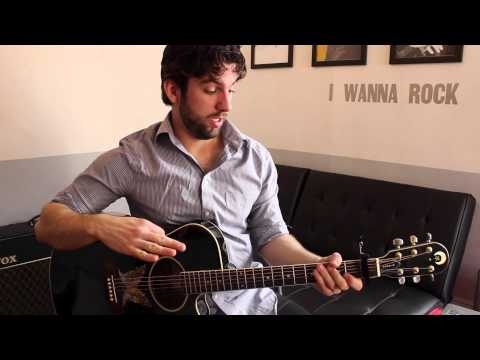 Sia - Chandelier (Guitar Chords & Lesson) By Shawn Parrotte