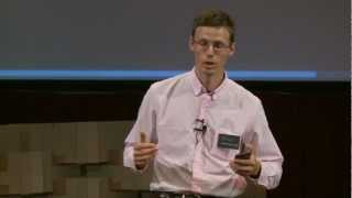 A Different Kind of Wind Power: Damon Vander Lind at TEDxEmbryRiddle