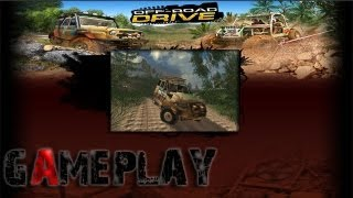 Off-Road Drive Gameplay (PC/HD)
