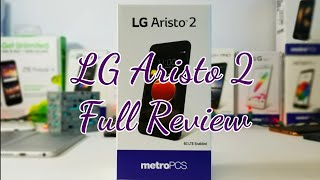 LG Aristo 2 Full Review Everything you need to know before you purchase.