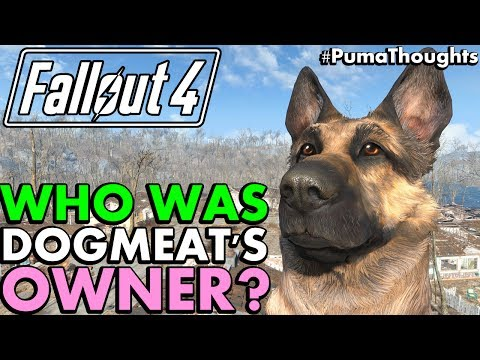 Fallout 4 Theory: Who Was Dogmeat