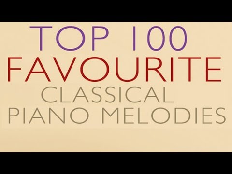 Top 100 Best Classical Piano Music