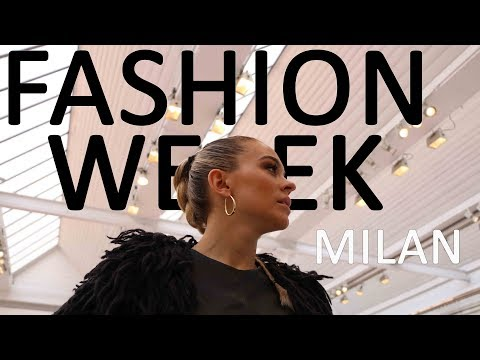 Milan Fashion Week // Marina Bastarache