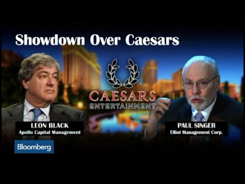 The Ba Over Caesars Entertainment