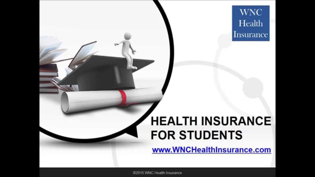 Health Insurance for Students - YouTube