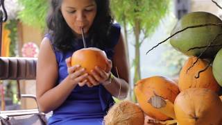 Coconut infused dishes at the Hilton Colombo this October