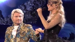 """Копия видео """"Басков и  Валерия на шоу  игра в кремле 2016г"""""""