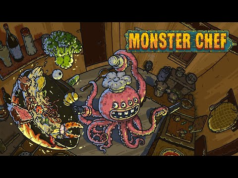 Mobile Game   Monster Chef English Trailer   YouTube Mobile Game   Monster Chef English Trailer