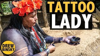 THE TATTOO LADY