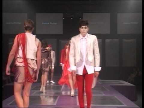 Ultimo Fashion Design Studio Runway Parade Part 1 Youtube