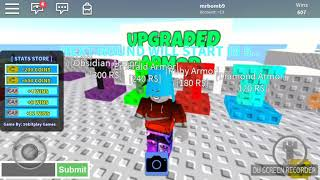 Roblox skywars| how good is emerald pack