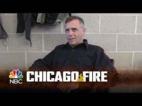 David Eigenberg's Life Behind the s  Chicago Fire