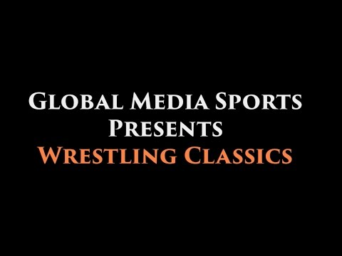 Wrestling Classics Series - Bruce Baumgartner vs Robert Molle (1984)