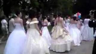 Парад Невест в Пятигорске 2011