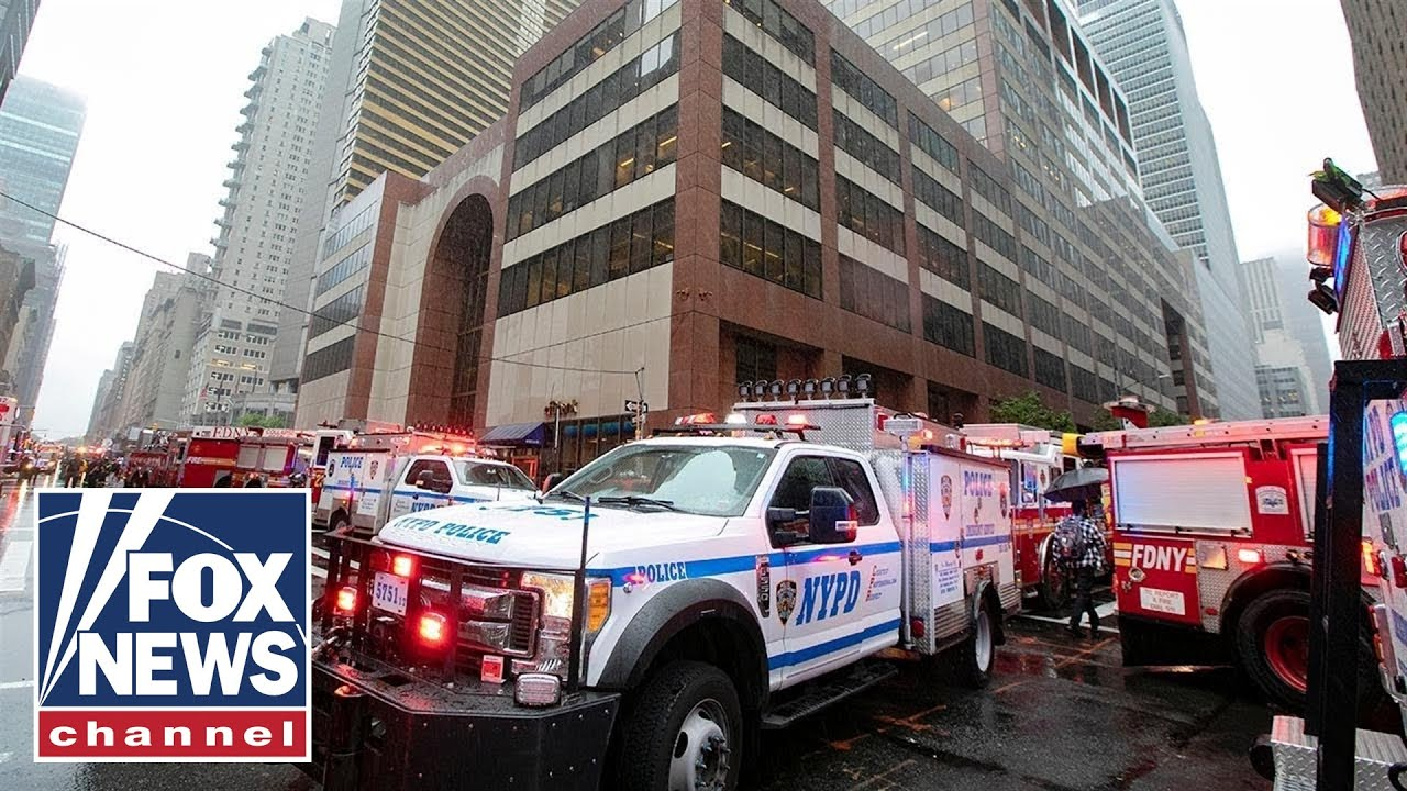 Live: NTSB holds media briefing on Manhattan helicopter crash @ 1:30 EST