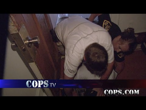 Tased And Abused, Patrolman Jessica Hutnik, COPS TV SHOW