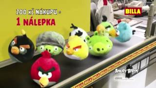 Billa angry birds