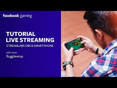 Cara Mudah Live Streaming Facebook Gaming Menggunakan Smartphone!