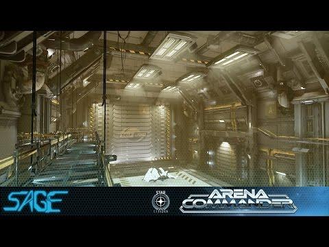 Star Citizen, Self-Land Hangar Tour/Examination