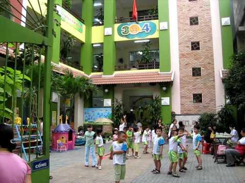 School in Ho Chi Minh stad