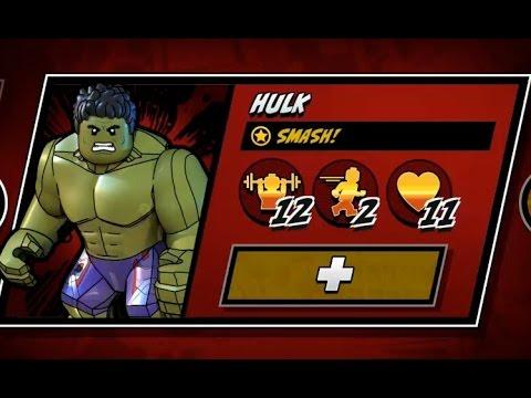 LEGO Marvel Super Heroes Team Up, Lego Enemies, 3D Flash Online ...