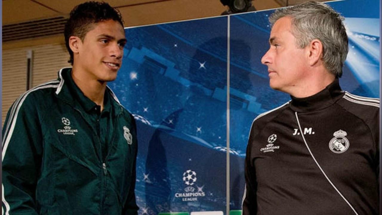 Man United sign Real Madrid's Raphael Varane, present him on ...