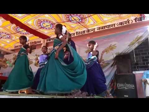 Arpa pairi ke Dhar group dance school navapara karra pali Korba Chhattisgarh