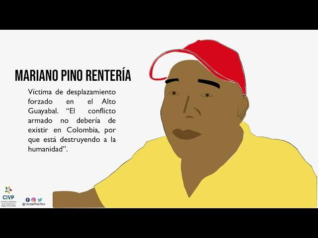 Voces del Pacífico: Mariano Pino