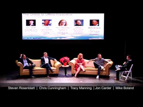 Mike Boland: Online-to-offline commerce panel