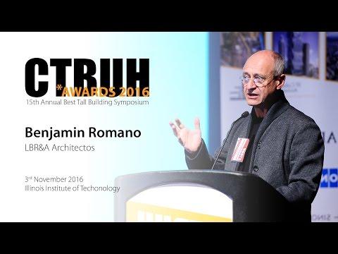 CTBUH 15th Annual Awards - Benjamin Romano, Torre Reforma, Mexico City