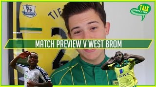Norwich City v West Brom - Match Preview - Capital One Cup