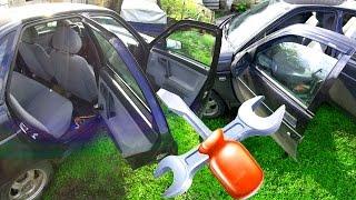 Как облегчить открытие задних дверей на автомобиле Ваз 2110.#СельхозТехника ТВ№13(, 2016-04-30T09:00:02.000Z)