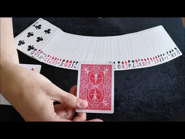 The color changing deck (kaarttruc + uitleg)