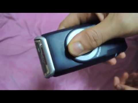 브라운 휴대용 면도기 / Electric shaver Braun M30