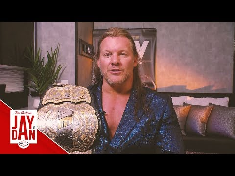 Chris Jericho joins Jay and Dan to explain the differences between AEW and other organizations