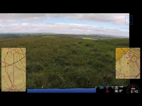 East Midlands Orienteering Leauge 2017 - Longstone Moor (Chesterfield)