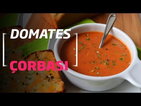 Domates Çorbası Nasıl Yapılır - Yemek Tarifleri   Selen Gültiken