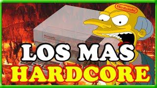 Los juegos mas dificiles del NES - Top 10