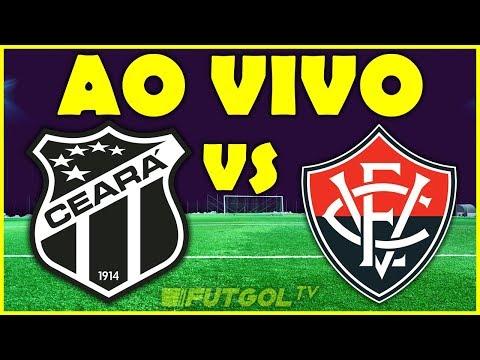CEARÁ X VITÓRIA AO VIVO | COPA DO BRASIL | PARTIDA DE IDA | 12/03/2020