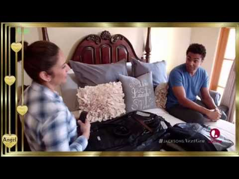 3T ༺♥༻ TJ and Frances (S♥ldier Of L♥ve) Discuss Rehearsal ༺♥༻ The Jacksons: Next Generation *💐*